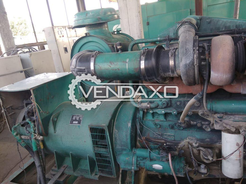 CUMMINS Diesel Generator - 380 KVA , 2005 Model