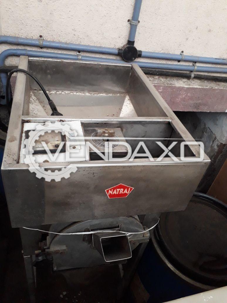 Natraj Commercial Flour Mill - 2 HP
