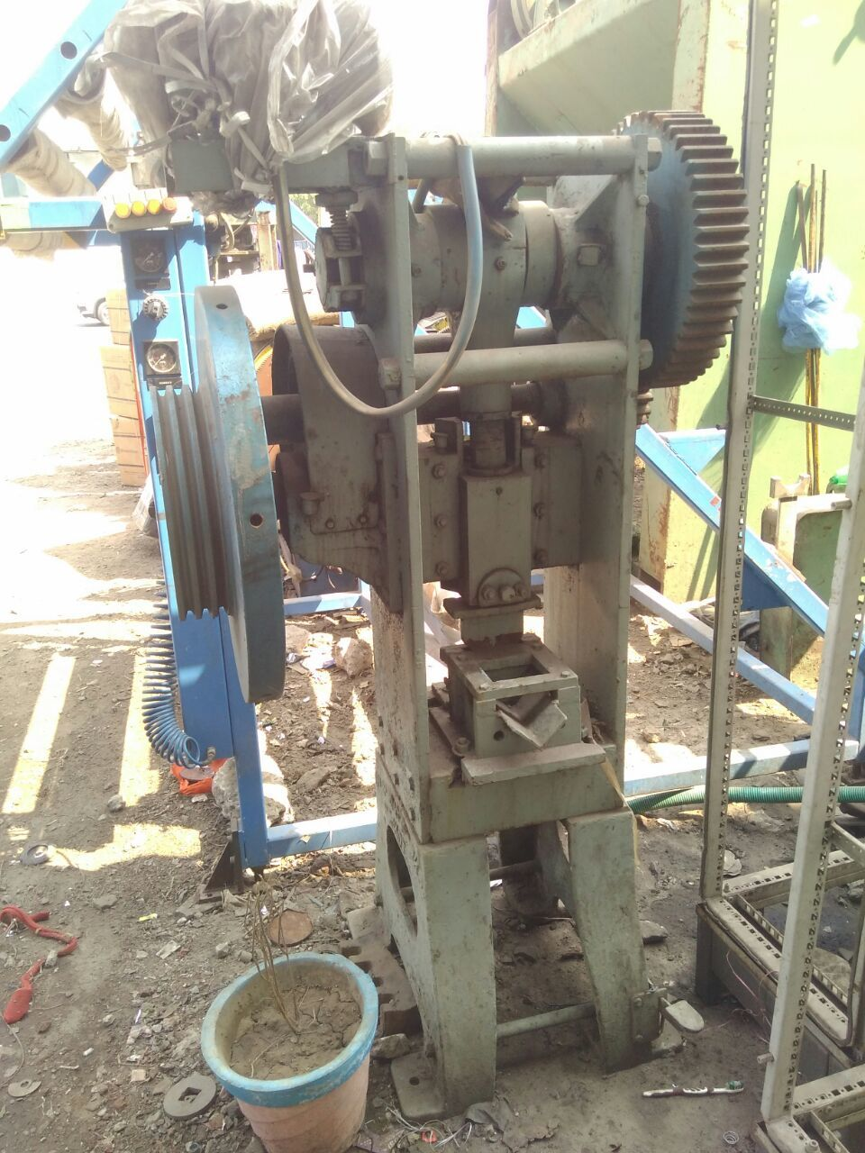 Power Press - 10 ton