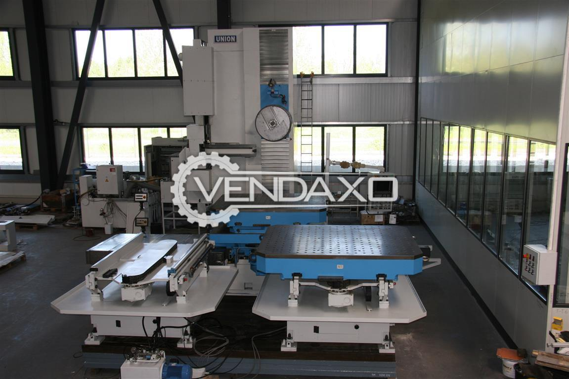 UNION CNC Table Type Boring Machine