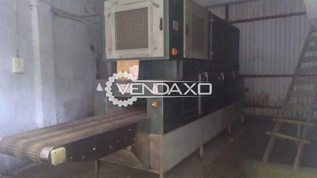 Monga Strayfield Radio Frequency Dryer (RF Dryer) - 25 KW