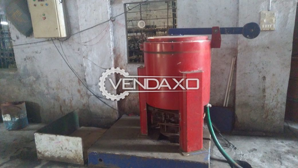Balaji Hydro Extractor High Speed With VFD Drive -  24 KG