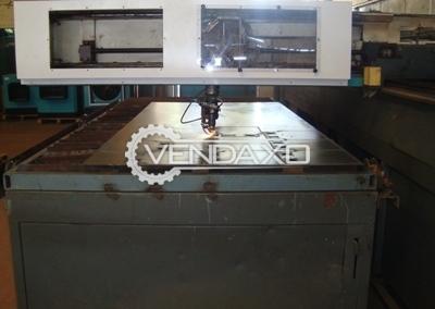 Laserlab Profile 3015 Laser Cutting Machine - 2000 Watts