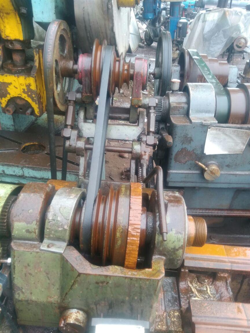 Lathe machine 6 ft 9 centre 2