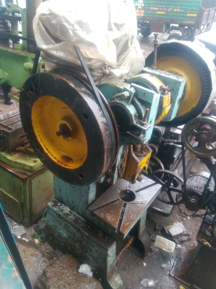 Power press  20 ton 3