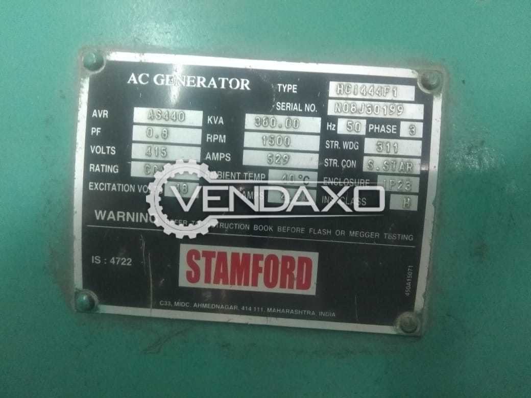 CUMMINS Diesel Generator - 380 KVA