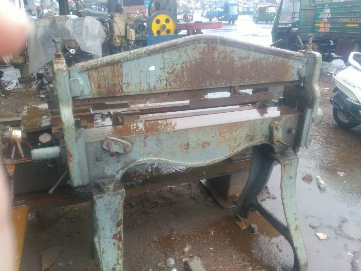 Bending machine 3