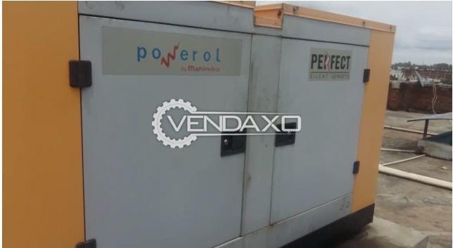 Mahindra Diesel Generator - 40 Kva , 2014 Model