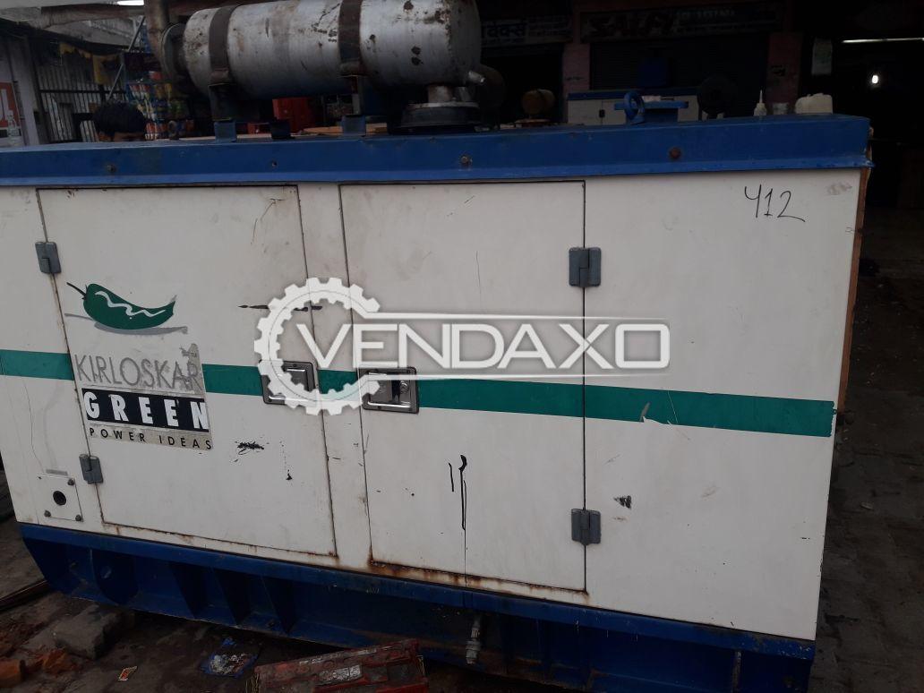 Kirloskar Diesel Generator - 15 Kva , 2011 Model