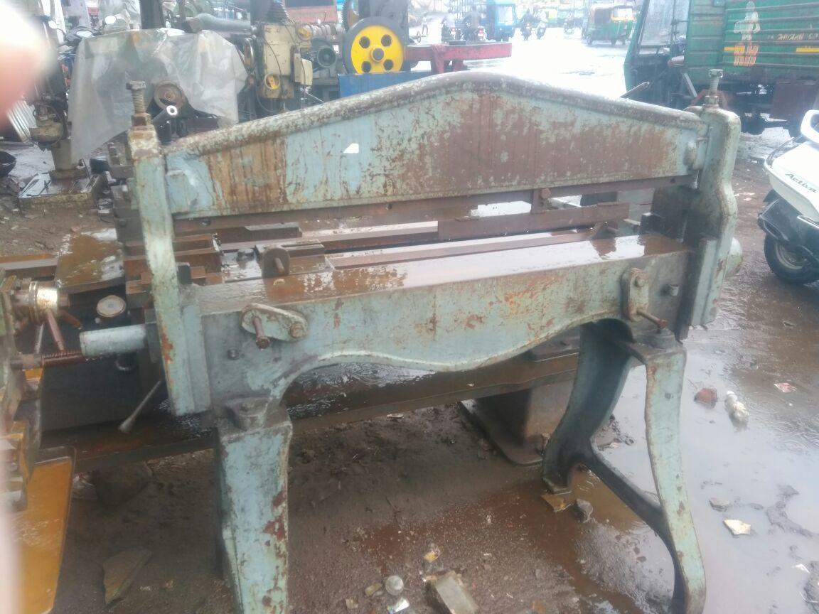 Bending machine 2