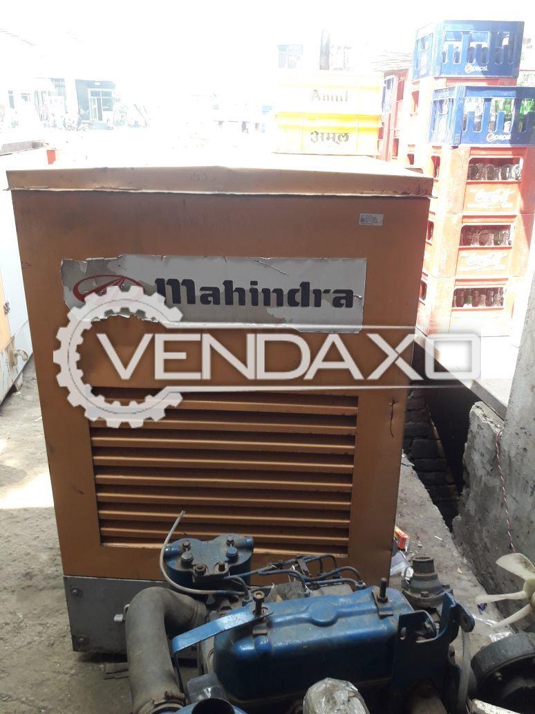 Mahindra Diesel Generator - 15 Kva , 2012 Model