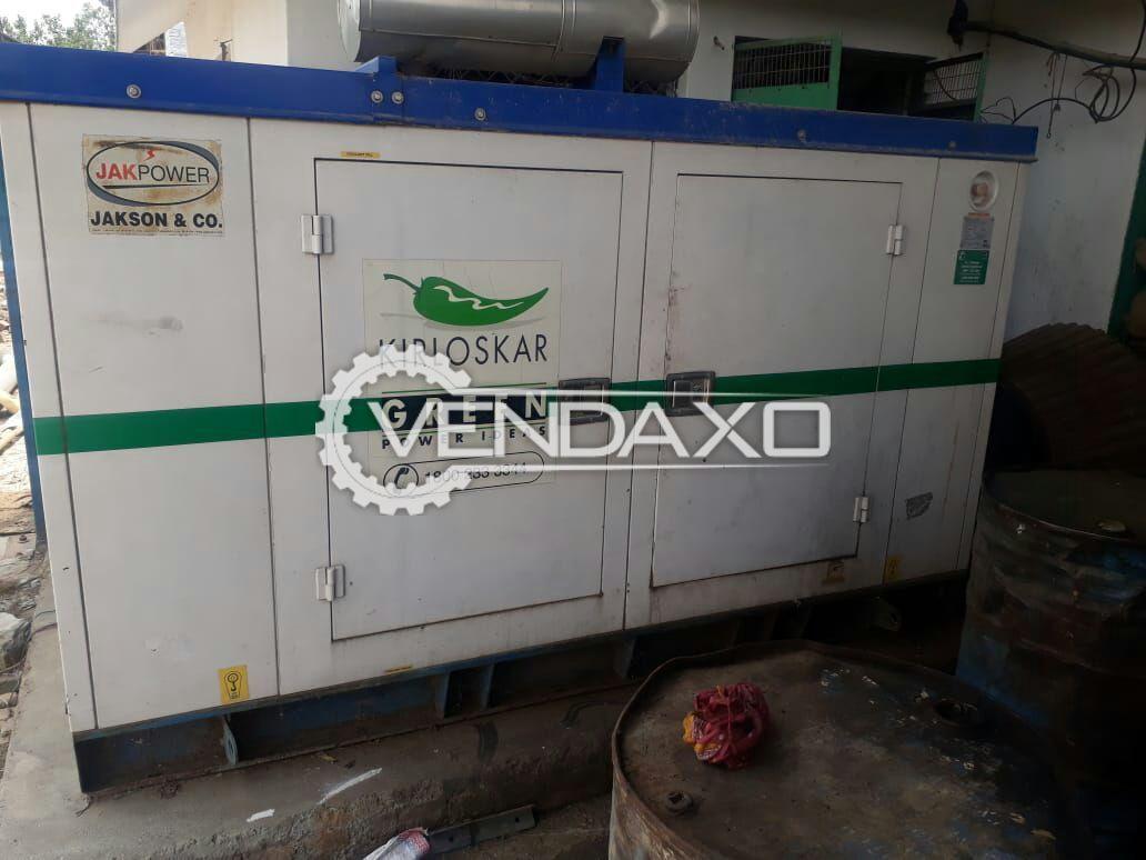 Kirloskar Diesel Generator - 40 Kva , 2013 Model