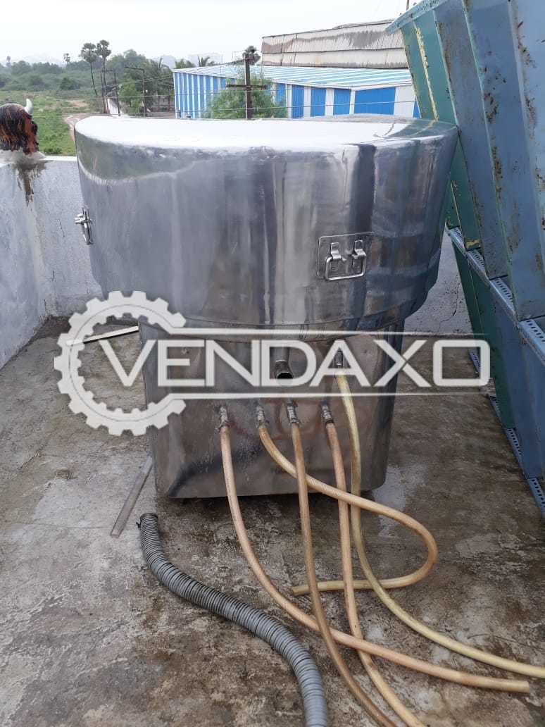 64 Jet Bottle Washing GMP Machine