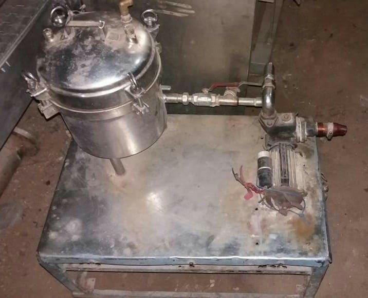 Sparkler Filter - 7 Plate