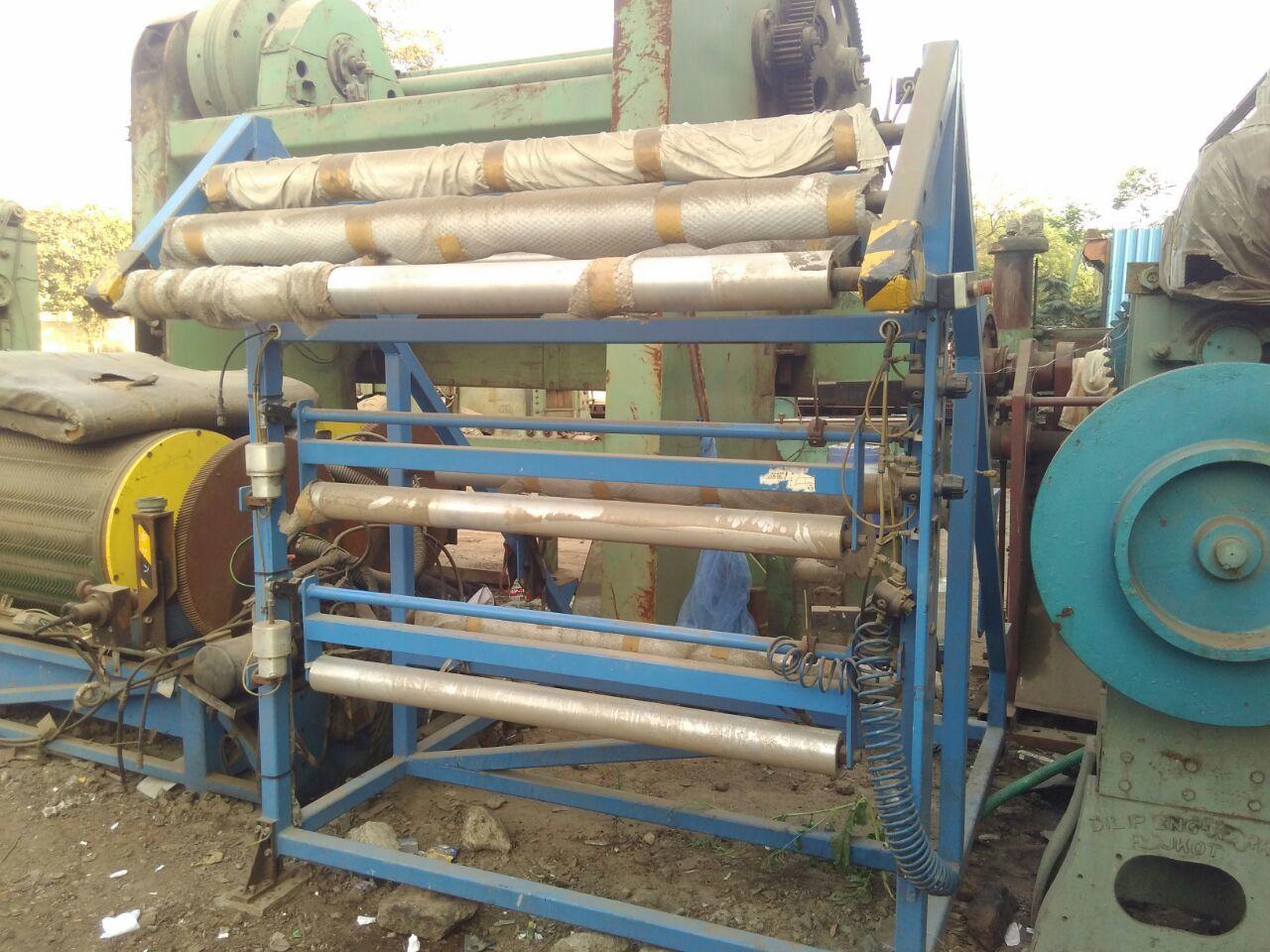 Textile Roller machine