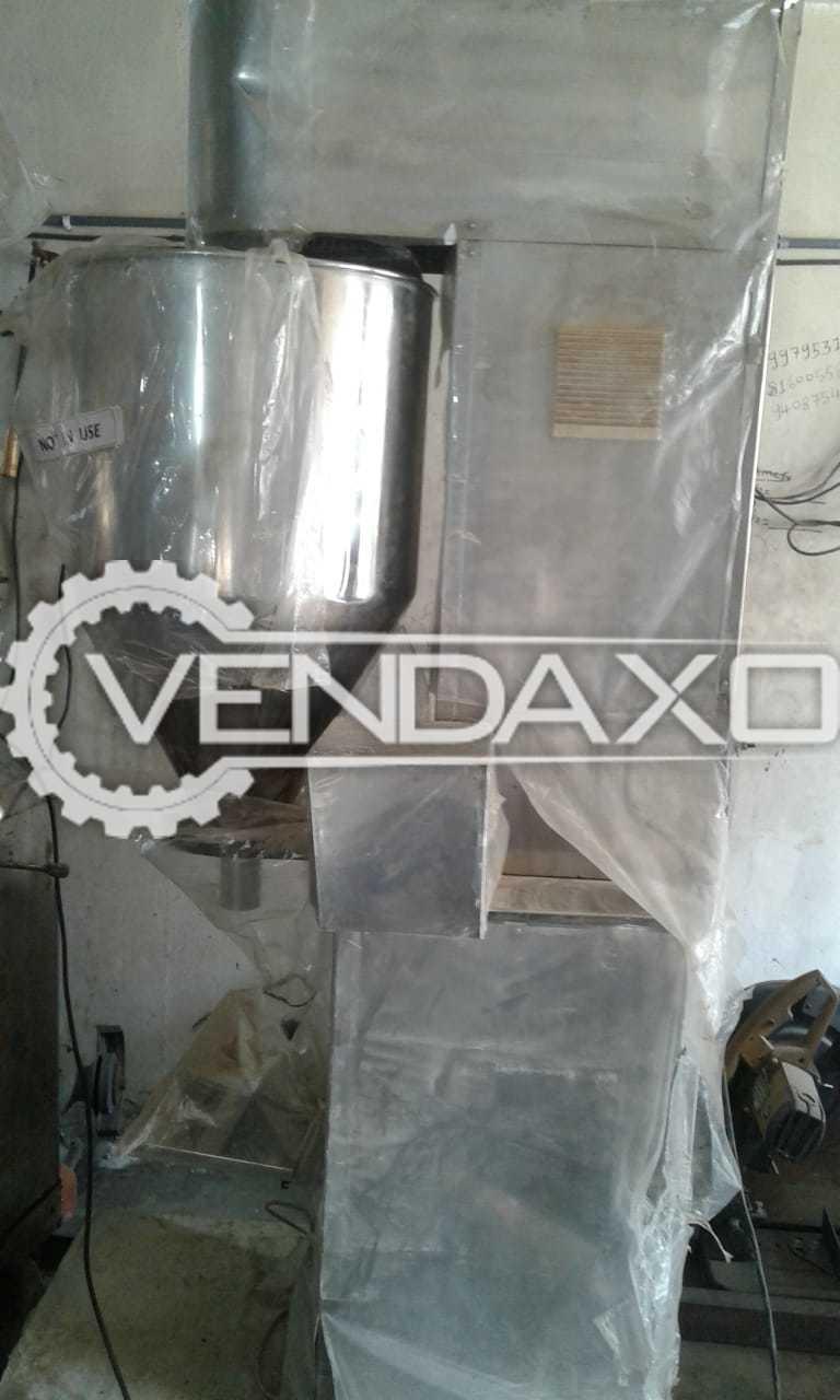 Semi Automatic Powder Filling Machine - 250 to 300 Gram