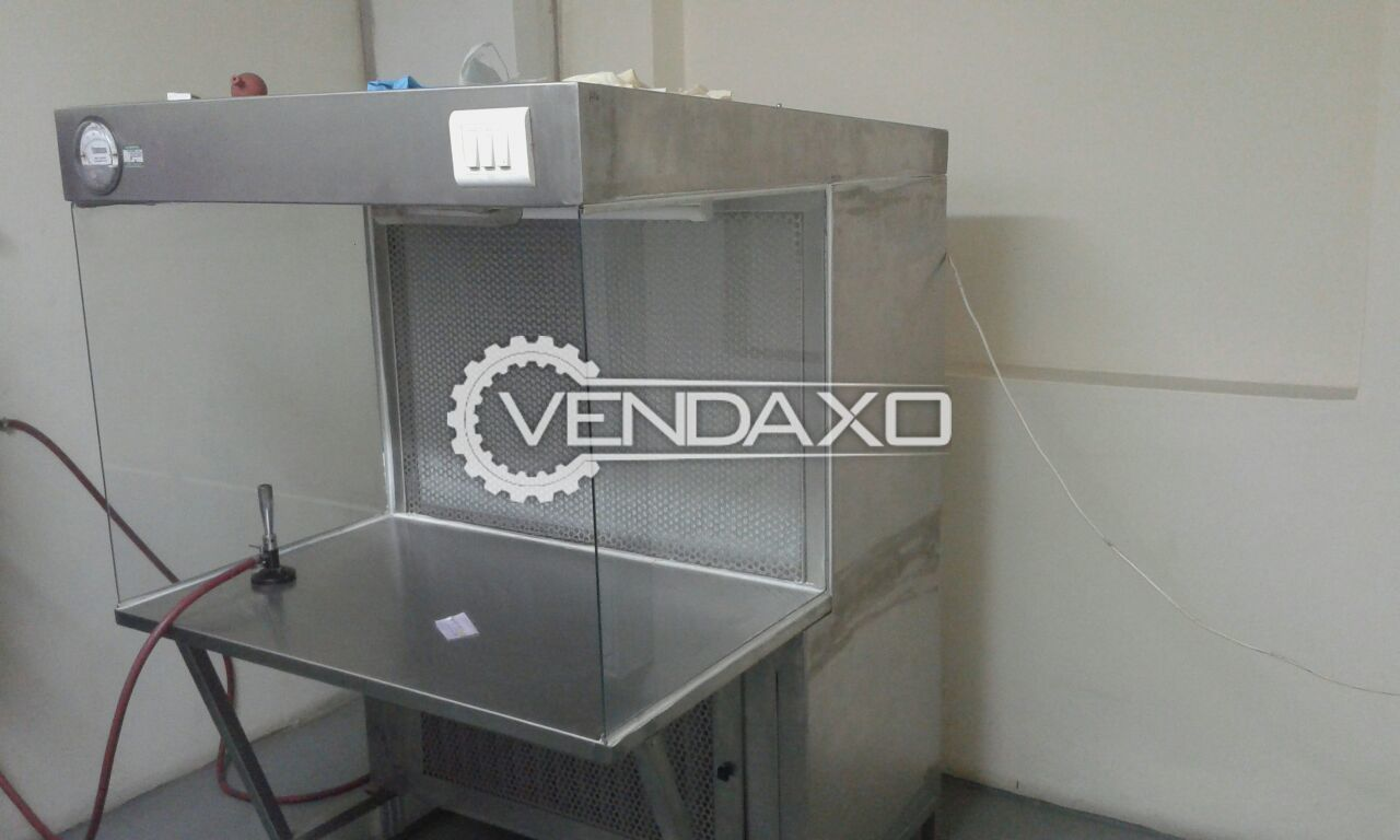 SS Laminar Air Flow Machine - 3 x 2 Feet