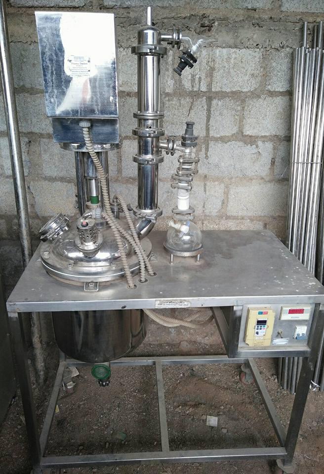 Reactor - Lab Model