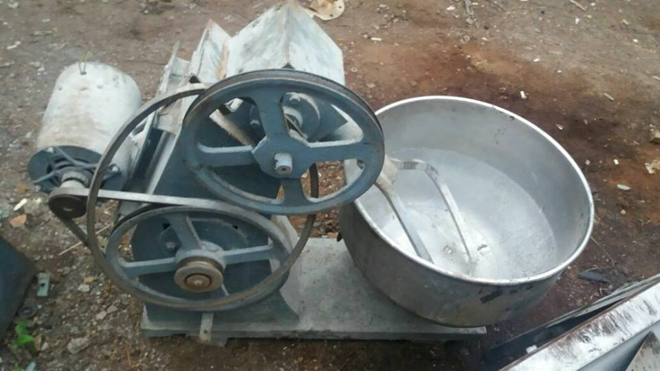 Dough Mixer - 10 KG Capacity