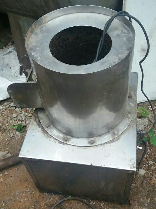 Garlic Peeling Machine - 10 KG Capacity