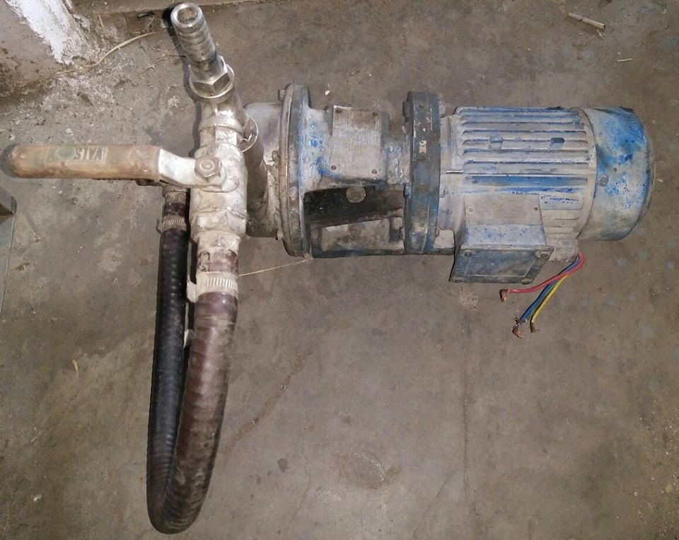 SS Pump