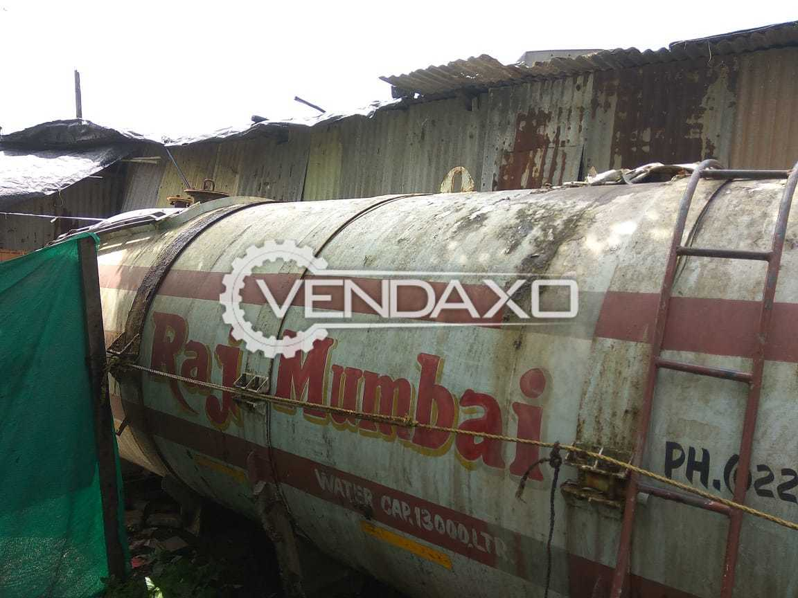 Available For Sale Steel Tank - 13000 Ton