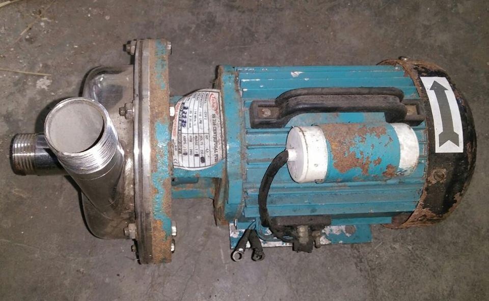 SS Pump 0.5 HP