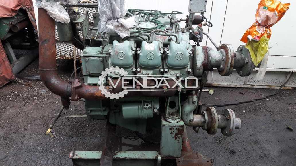 Mercedes-Benz OM 401Generator Engine - 121 KW