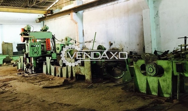 Used Available For Sale Hi Cold Rolling Mill Machine
