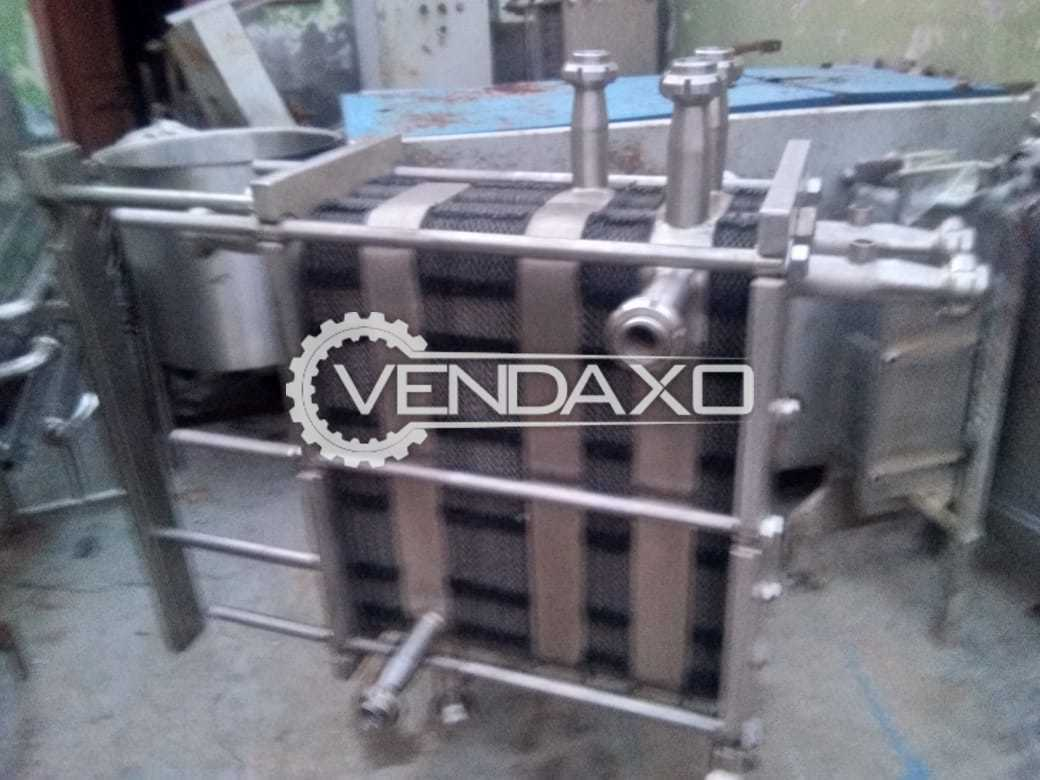 Pasteuriser - 1000 Liter