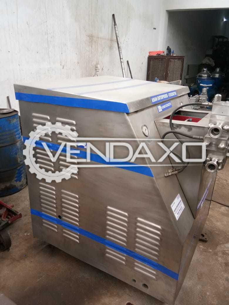 GOMA Homogenizer - 5000 KL