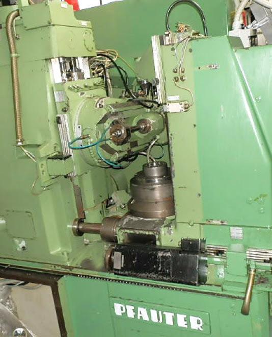 3 axis cnc gear hobbing machine