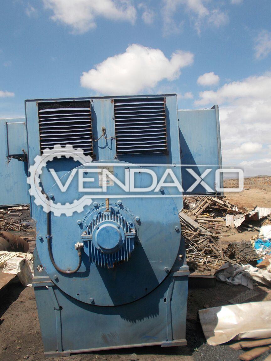 MTU Diesel Generator - 1140 KW , 2013 Model
