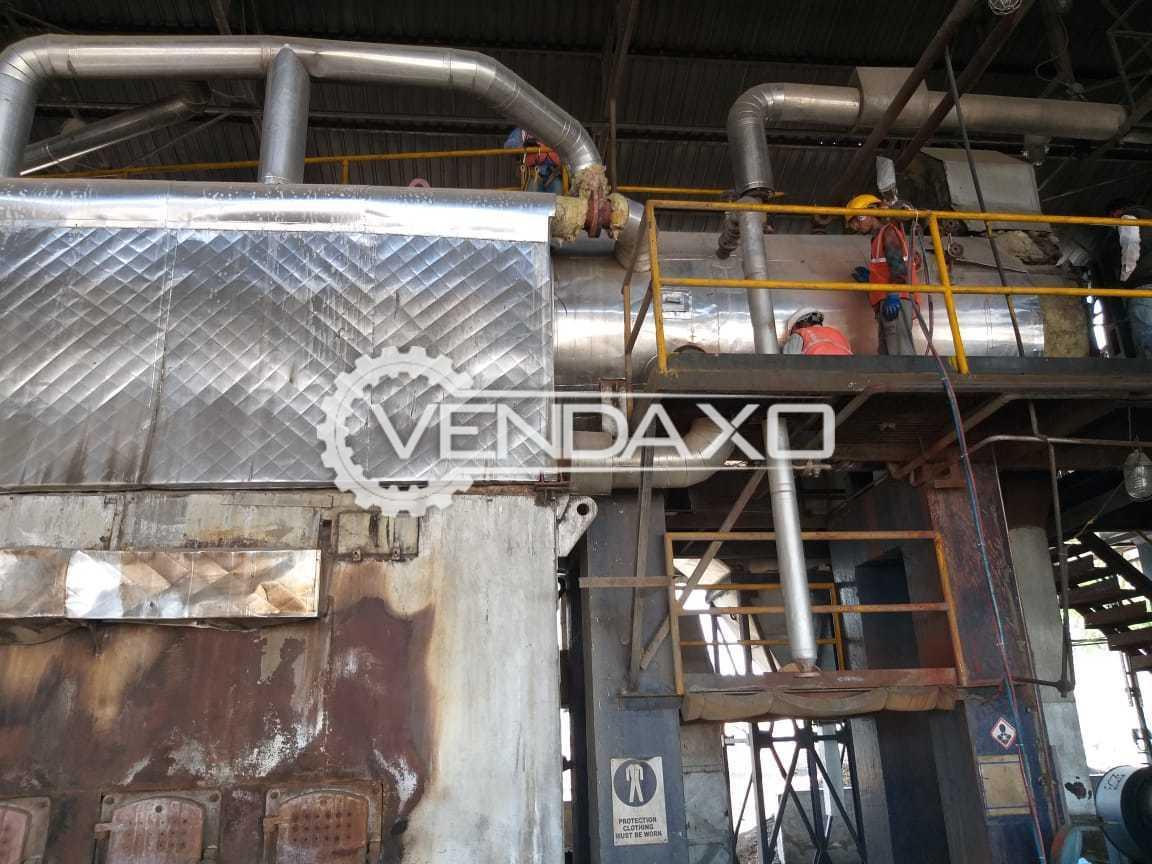 Thermax Boiler - 6 TPH