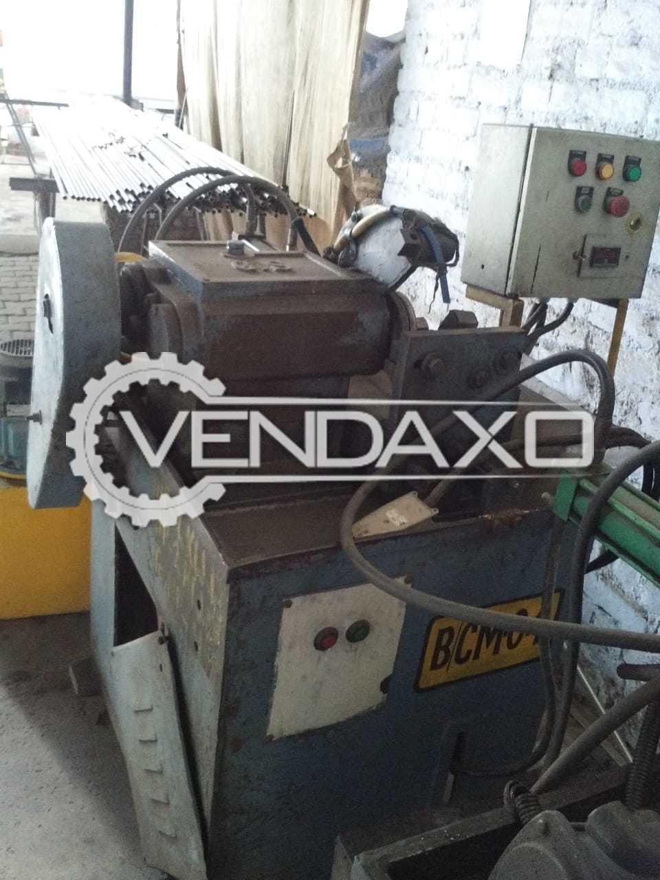 Hydraulic Pipe Cutting Machine -  65 mm Diameter