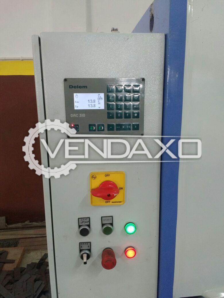 Mechanical Shearing Machine - 3250 x 6 mm