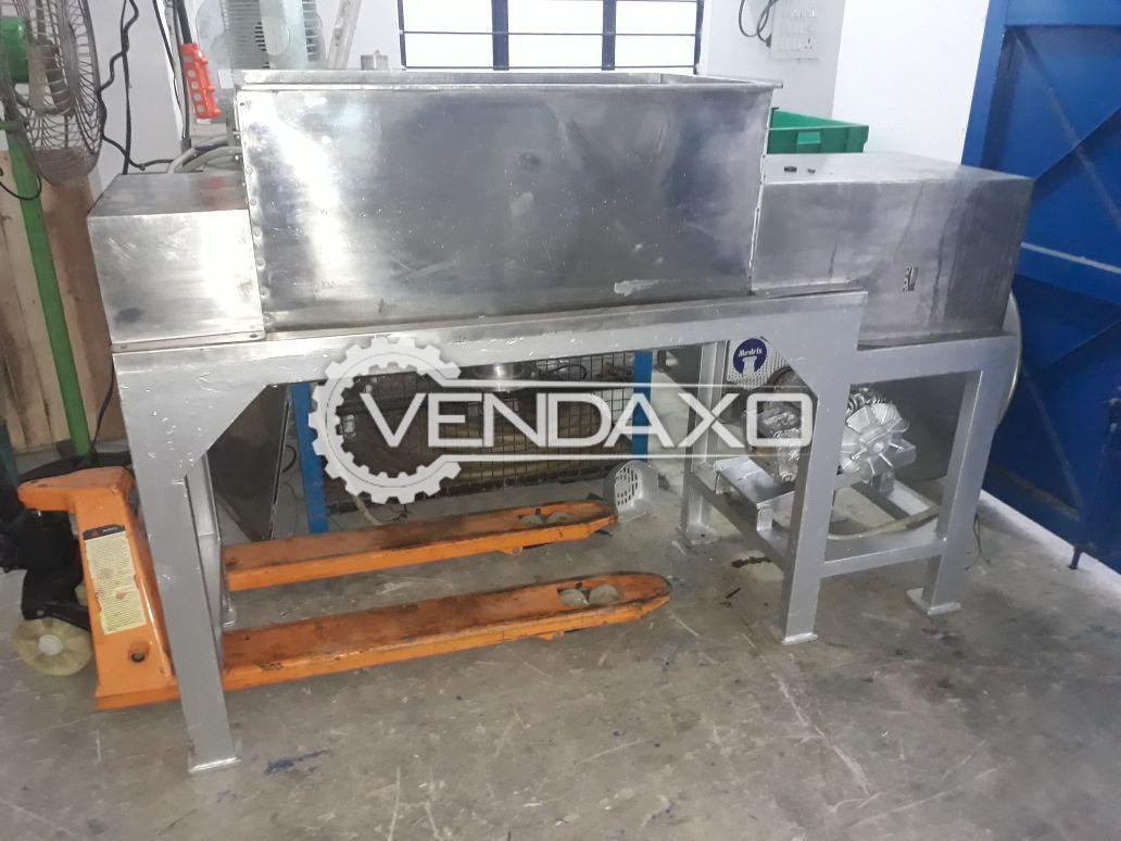 SS 316 Ribbon Blender - 100 KG / 200 Liter