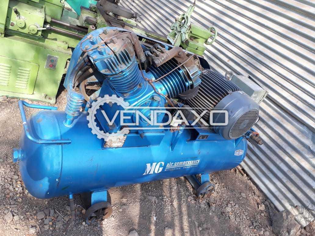 MG Air Compressor - 15 HP