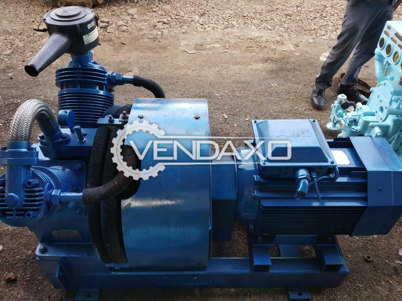 Sperre HL2/160 Air Compressor - 140 M^3/H