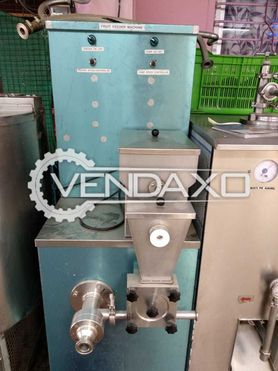 Available For Sale PWS Semi Automatic Cone Filling Machine