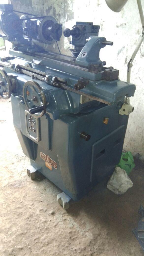 Praga Tool & cutter machine 411