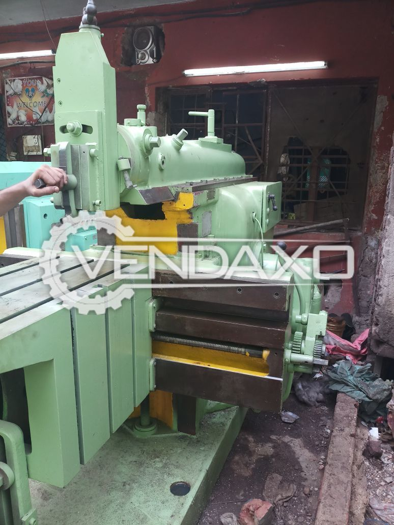 Cooper Gear Shaping Machine -Stroke 32 Inch