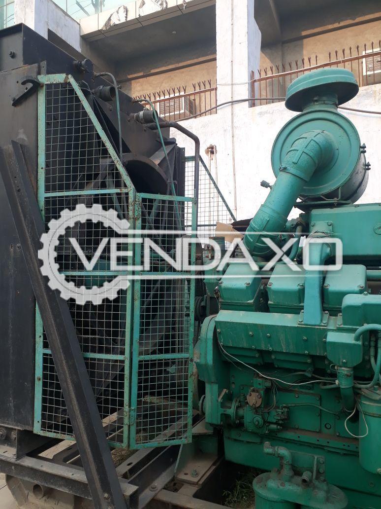 CUMMINS Open Diesel Generator - 750 Kva , Model 1998-2000