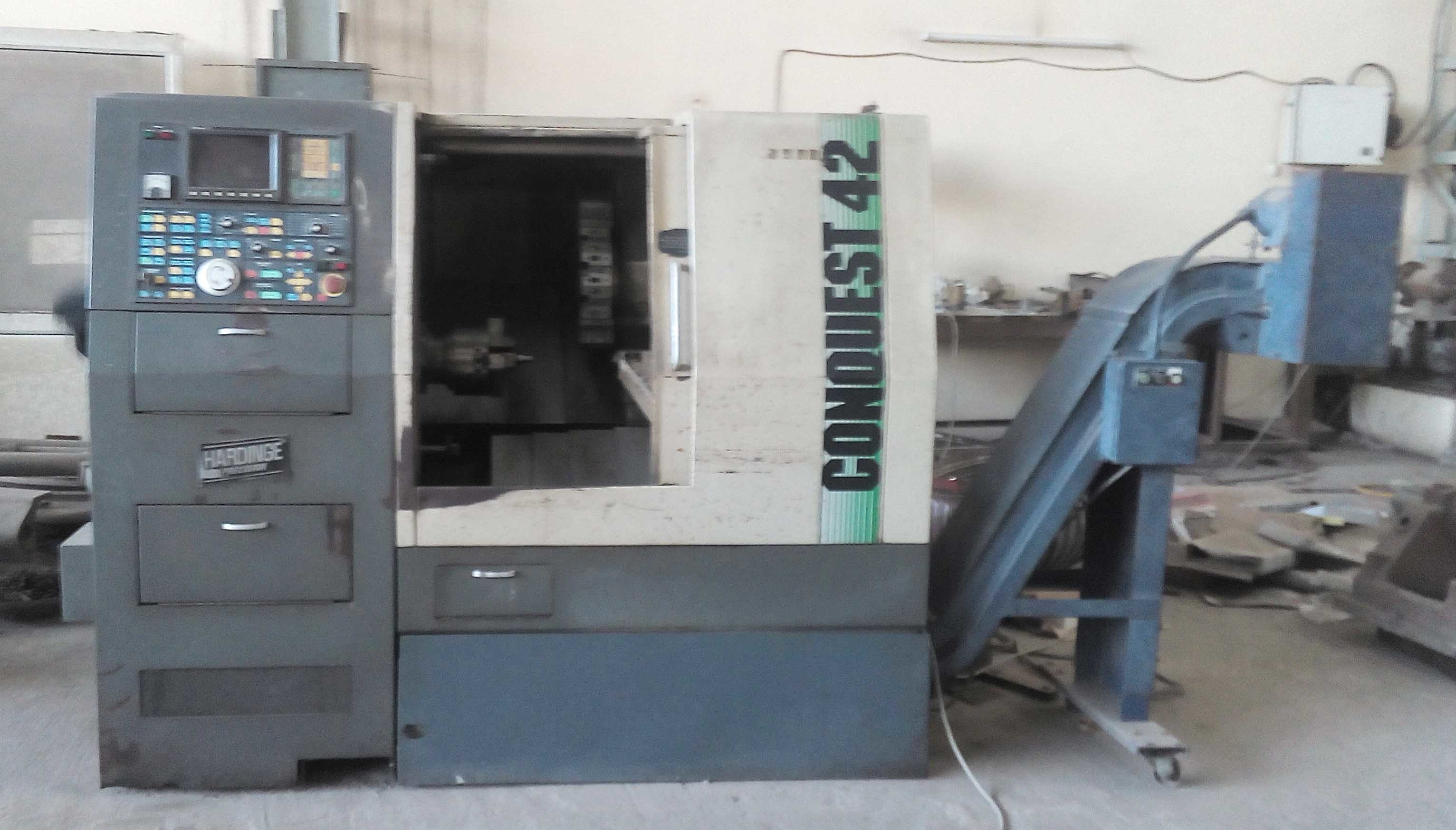 Cnc lathe  turning machine  1
