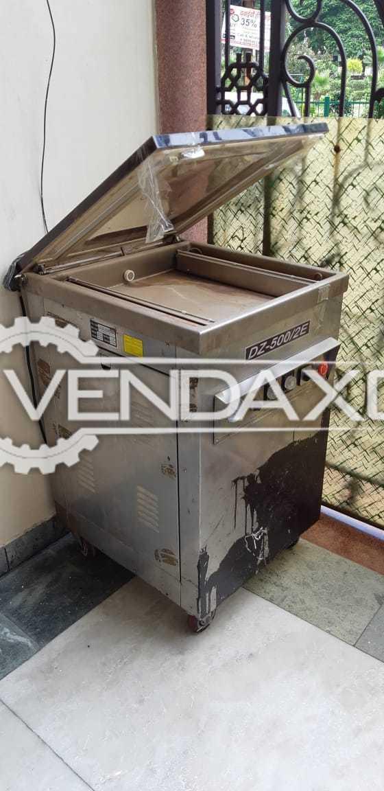 Vaccum DZ-500/2E Packaging Machine