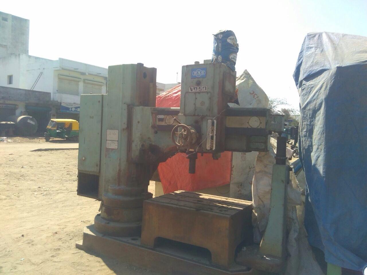 Radial Drill- 50