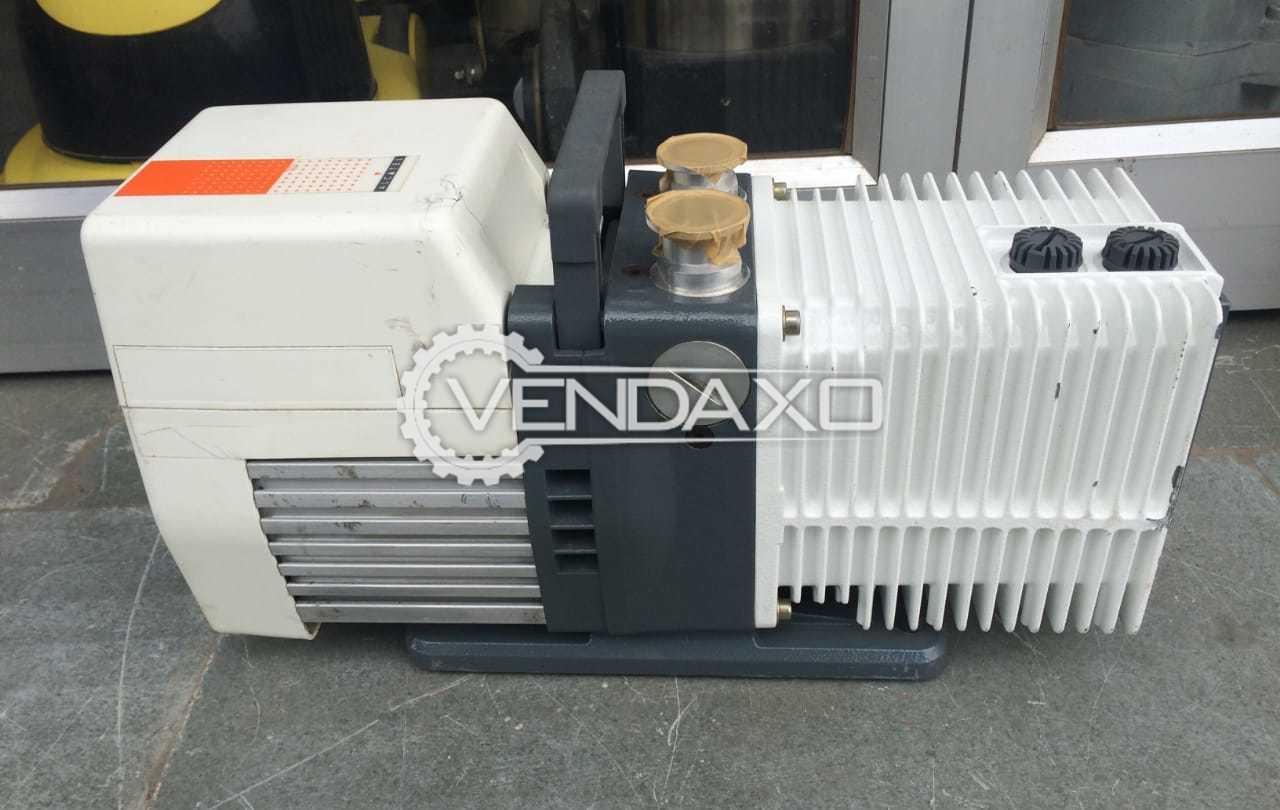 Adixen 2021 SD Rotary Vane Vacuum Pump - 14.6 CFM