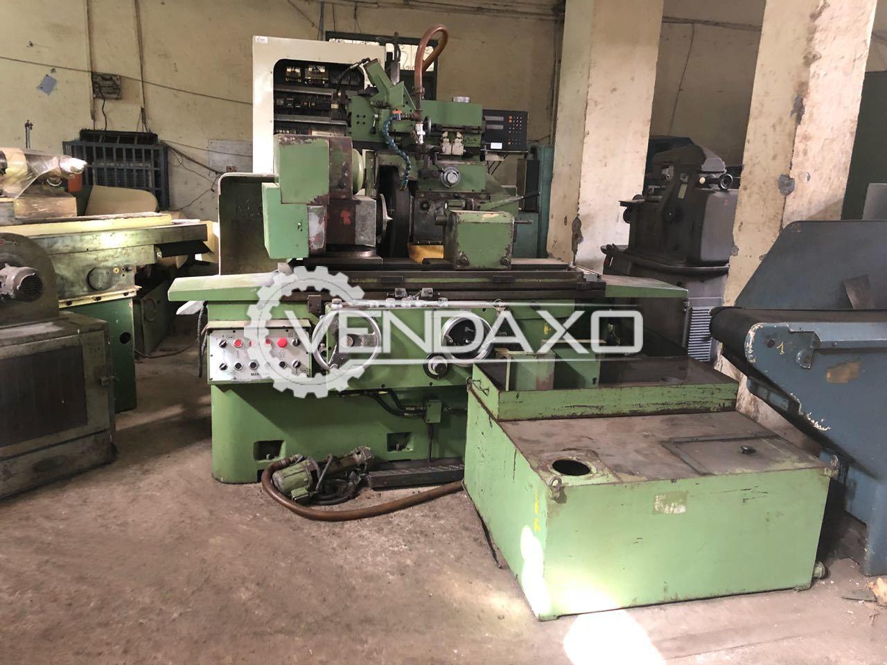 Cylindrical Grinder Machine - 500 x 300 mm