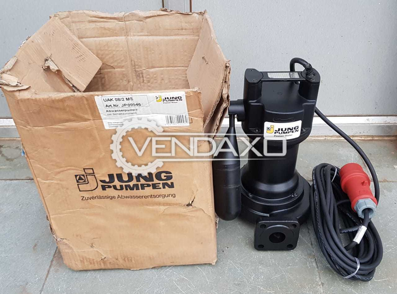 JUNG UAK 08/2 MS/3 Pump