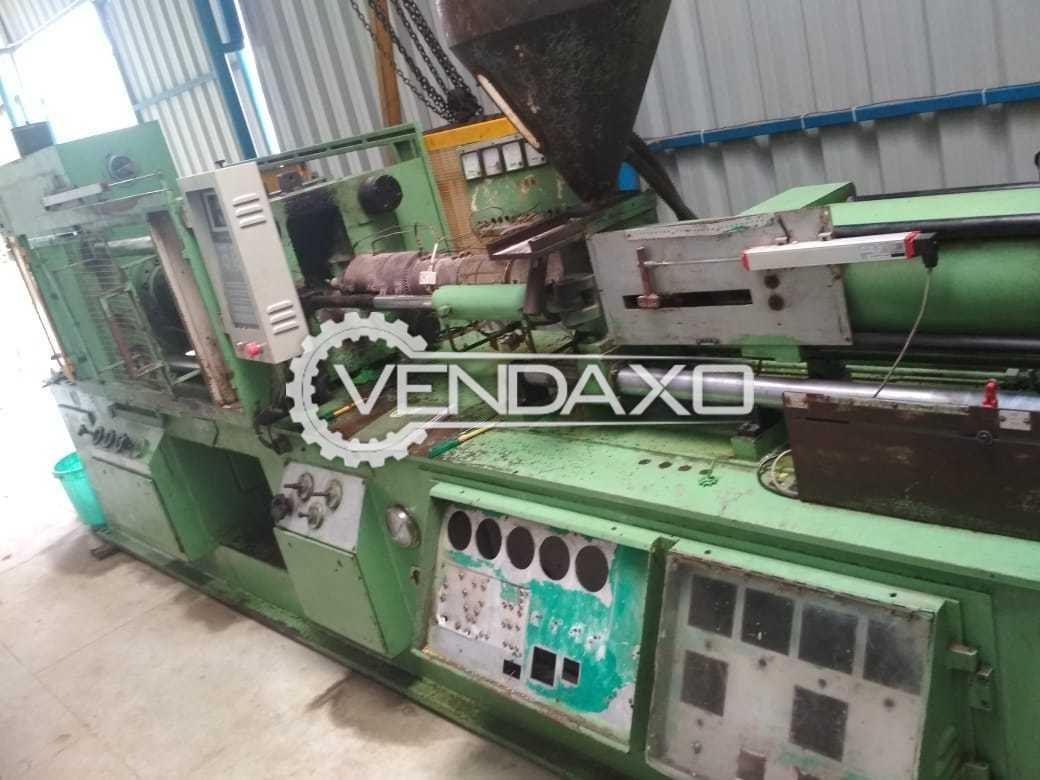 Windsor Injection Moulding Machinery - 130 Ton